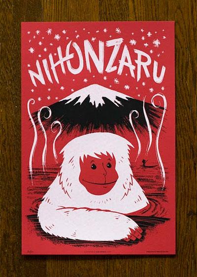 Nihonzaru Poster