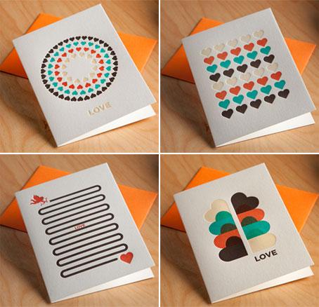 Letterpress Cards Moxie House