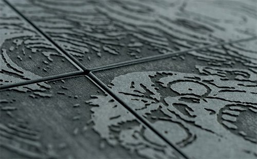 Paper Etching by Paperlux