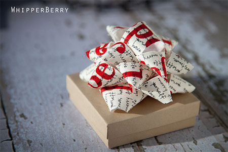 Whipperberry Gift Wrap
