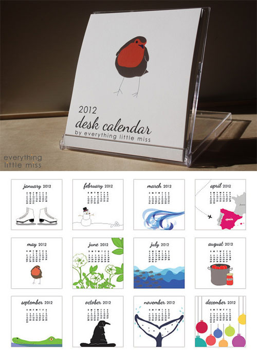 Chicken Soup with Rice Calendar
