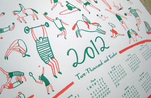 London Olympics Calendar
