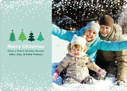 Essence of Christmas Holiday Cards