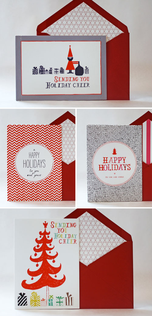 Holiday Cards Mr. Boddington's Studio