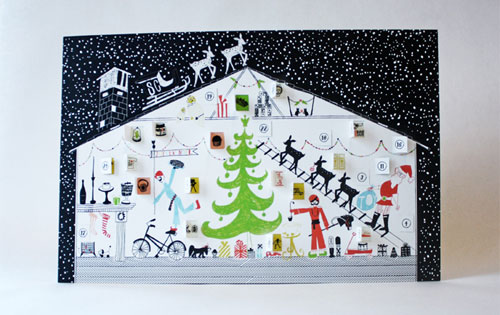 Advent Calendar Mr. Boddington's Studio