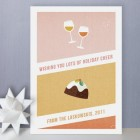 Pudding + Port Holiday Cards