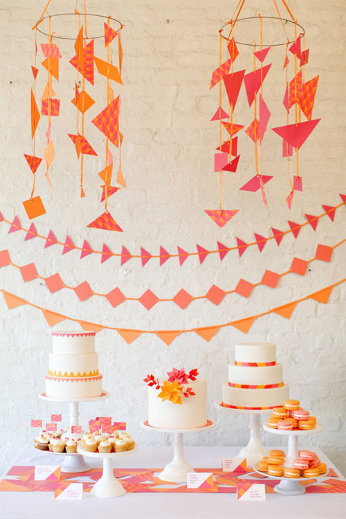Tangram Party Printables Melangerie