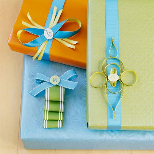 Unique Gift Bows