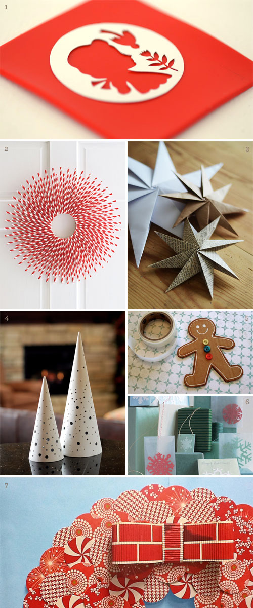 Paper Crafts Holiday