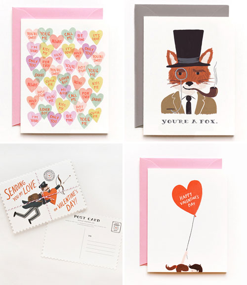 Rifle Paper Co. Valentines