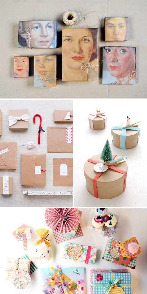 Weekly Wrap #101 : Gift Wrap Challenge - Paper Crave