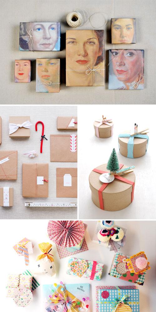 Martha Stewart Gift Wrap Challenge