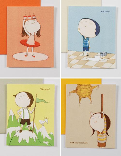 Isabel Roxas Greeting Cards