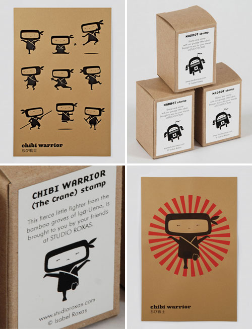 Studio Roxas Prints and Rubber Stamps