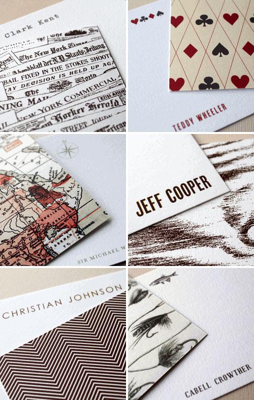 coddington lane men s personalized stationery paper crave