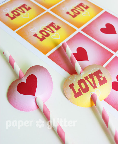 Paper Glitter