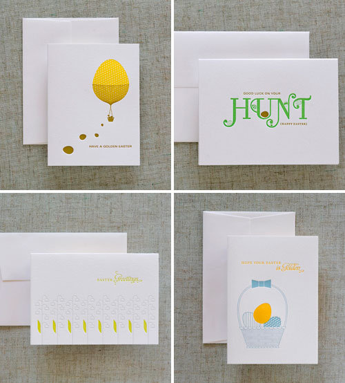 Dee Lala Easter Cards
