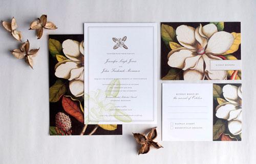 Milkmaid Press Wedding Invitations