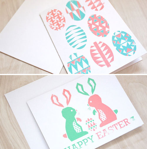 Sass & Peril Easter Cards