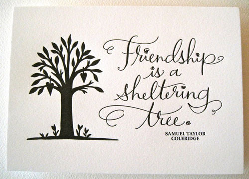 Tag Team Tompkins Letterpress Prints