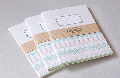 Arminho Tribal Notebooks
