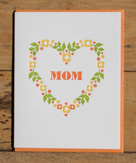 Dutch Door Mother's Day Card