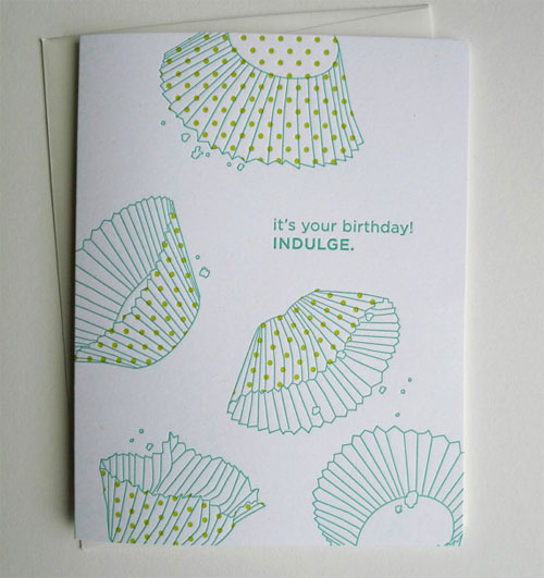 Fine Day Press Birthday Card