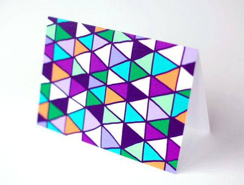 Fortyfive Design Card
