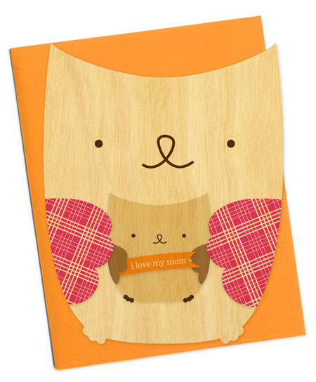 Night Owl Paper Goods Card