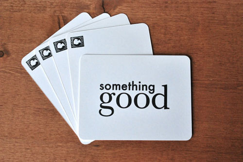 Send Something Good Isavirtue