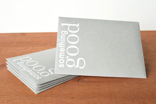 Something Good Envelopes