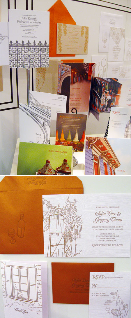 The Nic Studio Invitations