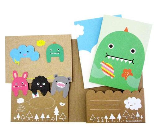 Noodoll Cute Paper Goods
