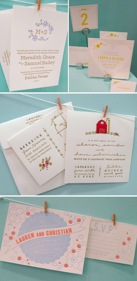 Printerette Wedding Invites