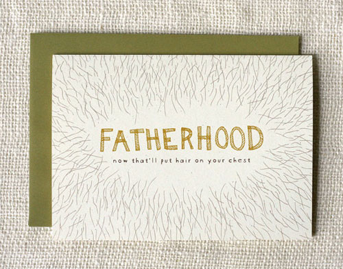 Wit & Whistle Father's Day Card