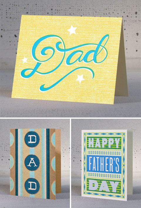 Hammerpress Father's Day Cards