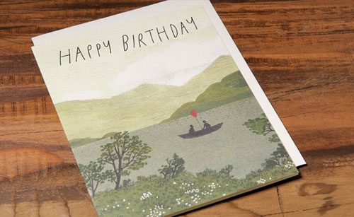 Illustrated Greeting Cards Becca Stadtlander
