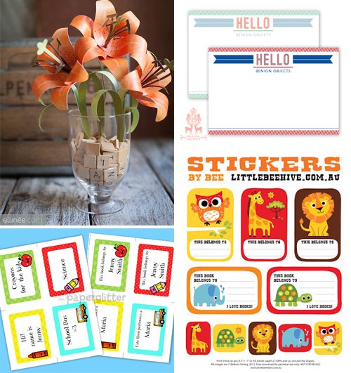Free Printables