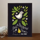 In a Pear Tree Holiday Cards