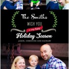 Wishing Whimsy Holiday Photo Cards