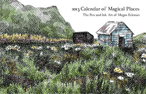 Calendar of Magical Places by Studio M.M.E.