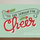Cheer Season Holiday Cards