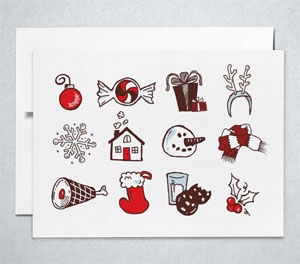 Favorite Things Card by Praxis Design