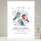 Perch Holiday Cards