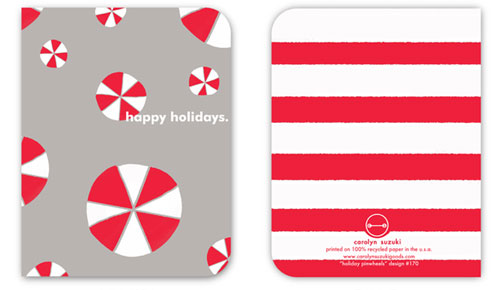 Carolyn Suzuki Holiday Cards