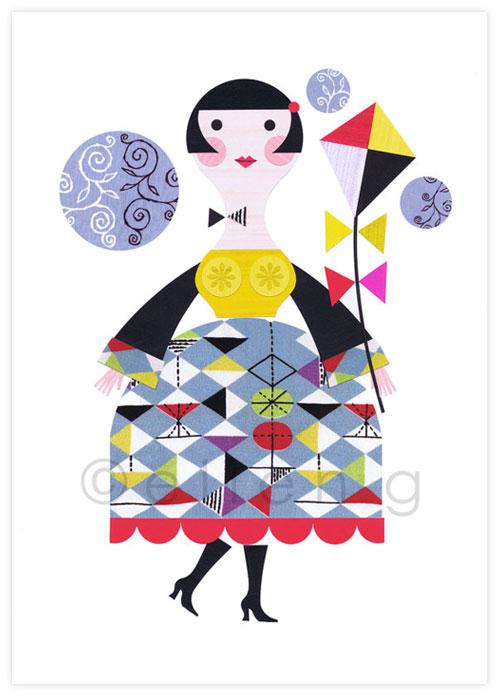 Ellen Giggenbach Art Print