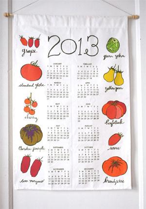 Tomato Varieties Calendar