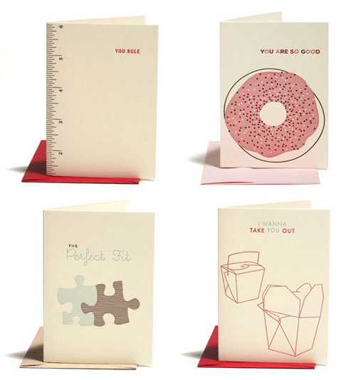 Snow &amp; Graham Love Cards