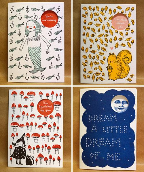 Love Cards by Imogen Owen