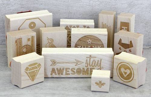 Sweet Harvey Rubber Stamps